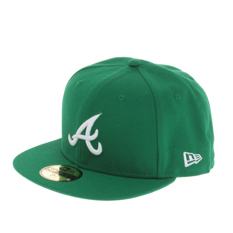 New Era - Atlanta Braves MLB Basic Cap