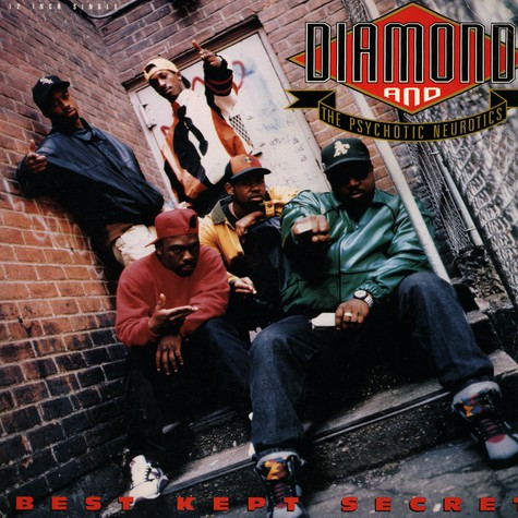 Diamond D - Best Kept Secret
