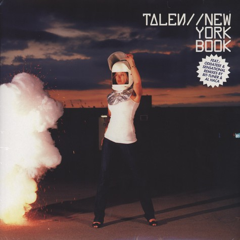 Talen - New York Book