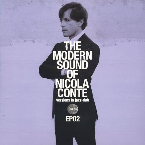 Nicola Conte - The Modern Sound Sampler Volume 2