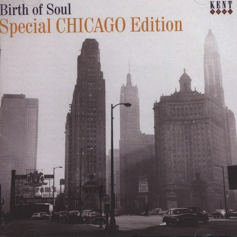 V.A. - Birth Of Soul – Special Chicago Edition