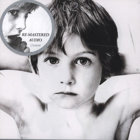 U2 - Boy Re-Mastered Audio