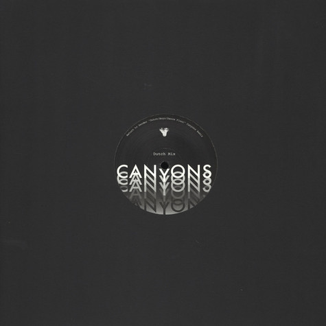 Canyons / Runaway - Dutch Mix / Jungle Mix