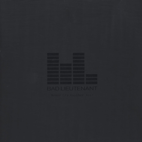 Bad Lieutenant - Never Cry Another Tear Box Set
