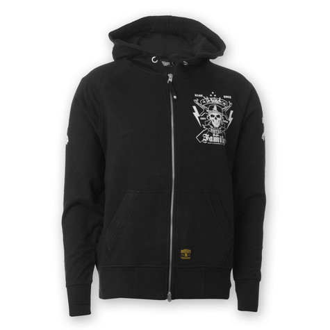 Dissizit! X La Coka Nostra - We Are Family Zip-Up Hoodie