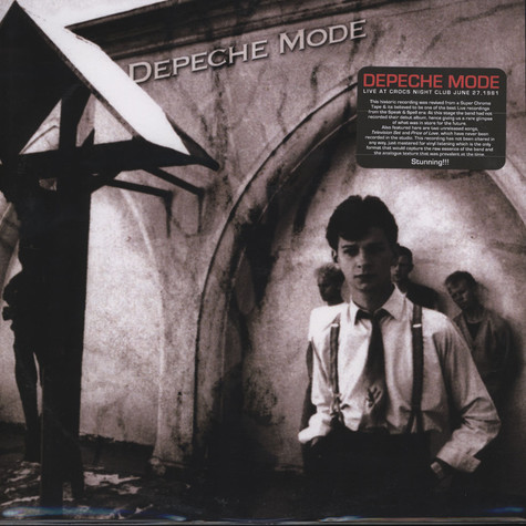 Depeche Mode - Live At Crocs