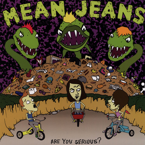 Mean Jeans - Are You Serious
