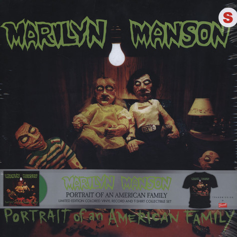 Marilyn Manson - Portrait Of An American Family Special Edition