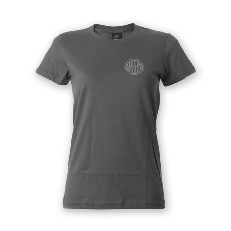 Stones Throw - Logo Womens T-Shirt