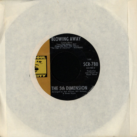 5th Dimension, The - Blowing Away