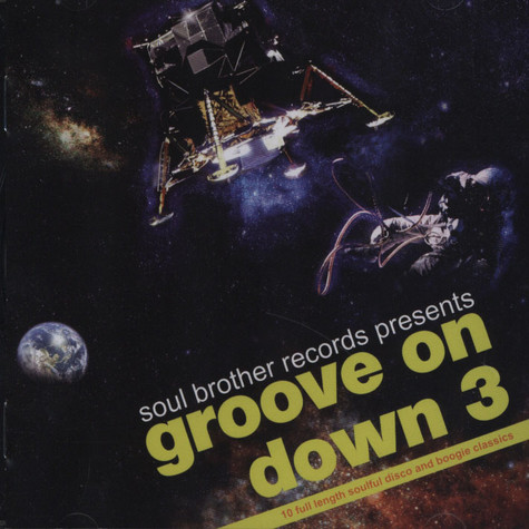 V.A. - Groove On Down Volume 3