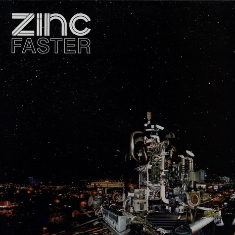DJ Zinc - Faster: The Sequel