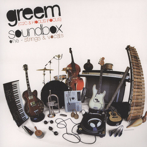 Greem of Hocus Pocus - Soundbox One - Strings & Vocals