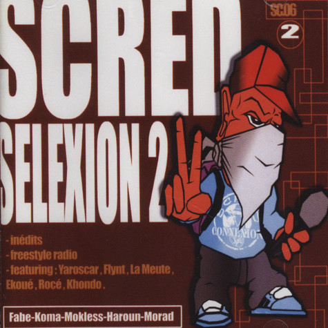 Scred Connexion - Scred Selexion Volume 2