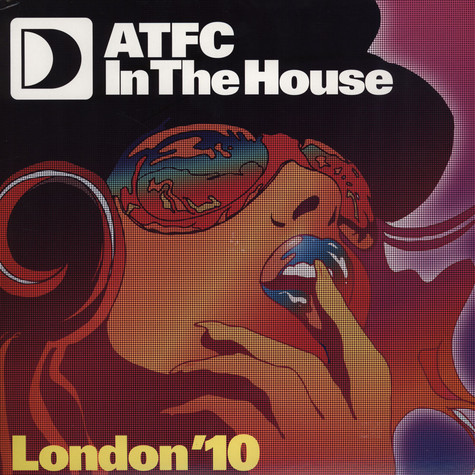 ATFC In The House - London 10 EP 2
