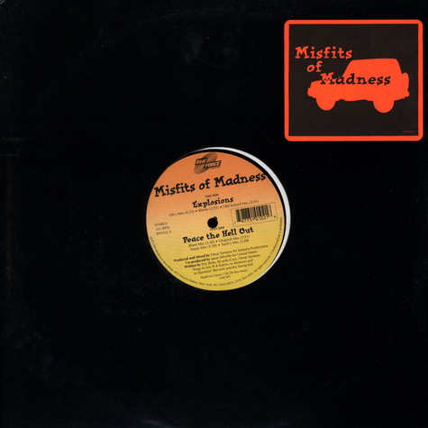 Misfits Of Madness - Explosions