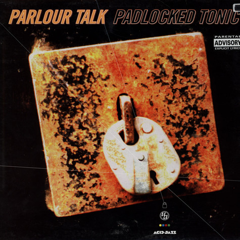 Parlour Talk - Padlocked tonic