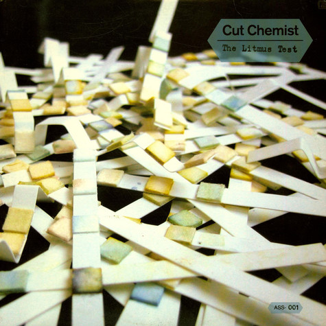 Cut Chemist - The litmus test