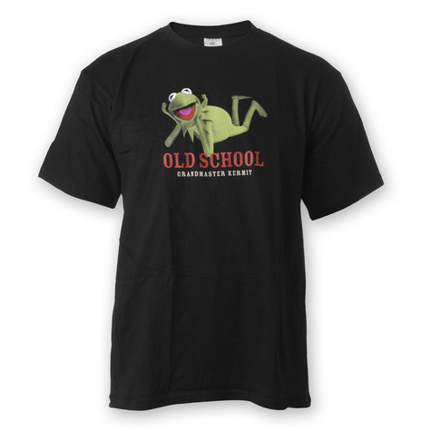 Muppets, The - Old School Kermit T-Shirt