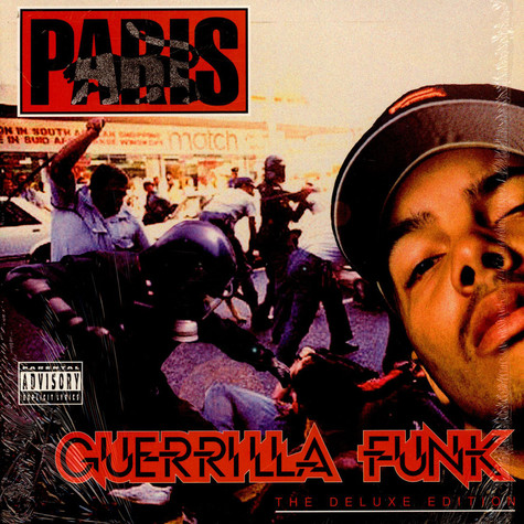 Paris - Guerrilla Funk (The Deluxe Edition)