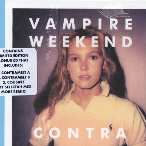 Vampire Weekend - Contra Deluxe Bundle