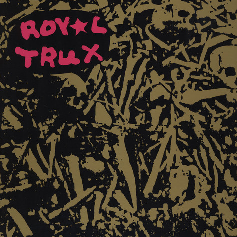 Royal Trux - Untitled 3rd Album