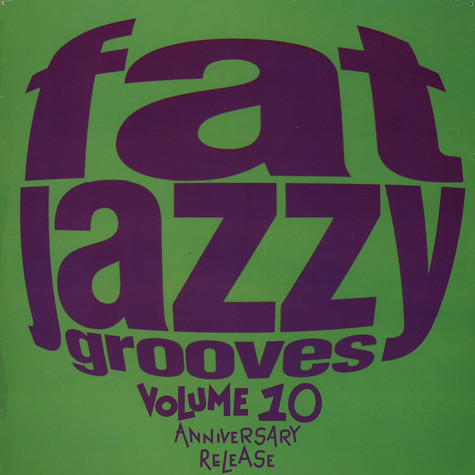 V.A. - Fat Jazzy Grooves Volume 110