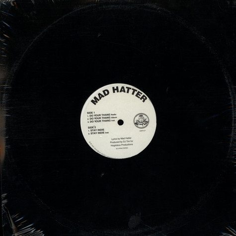 Mad Hatter - Do Your Thang