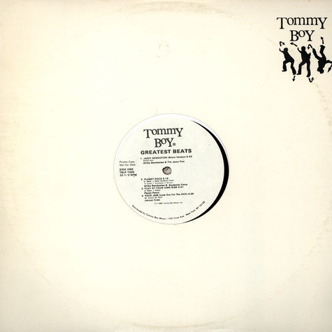 Tommy Boy - Tommy Boy - Greatest Beats