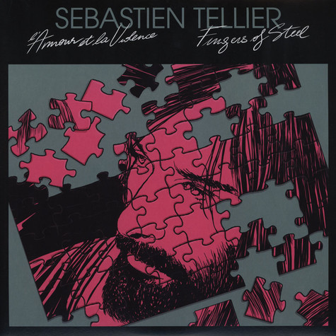 Sebastien Tellier - L'Amour et la Violence Floating Points Remix / Fingers Of Steel Penguin Prison Remix