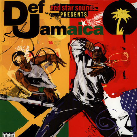 V.A. - Red Star Sounds Presents Def Jamaica