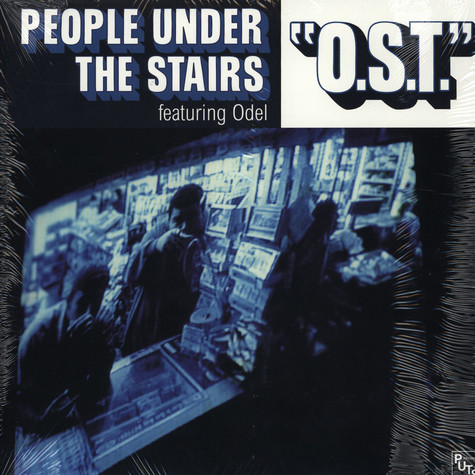 People Under The Stairs - O.S.T. feat. Odel