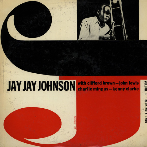 Jay Jay Johnson - The Eminent Jay Jay Johnson Volume 1