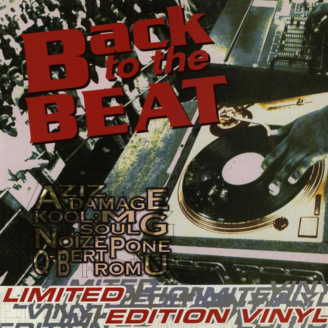 Back To The Beat - Volume 4