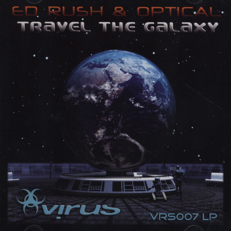 Ed Rush & Optical - Travel The Galaxy