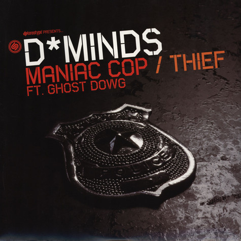 Distorted Minds - Maniac Cop feat. Ghost Dog