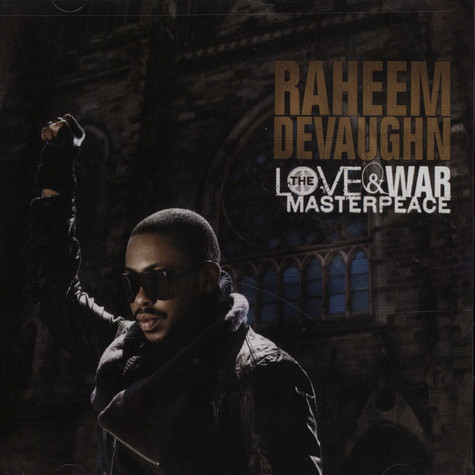 Raheem Devaughn - Love And War Masterpeace Deluxe Version