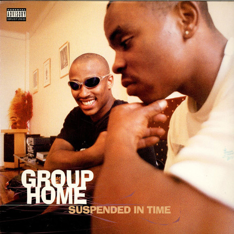Group Home - Suspended In Time