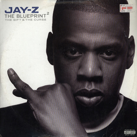 Jay-Z - The Blueprint² The Gift & The Curse