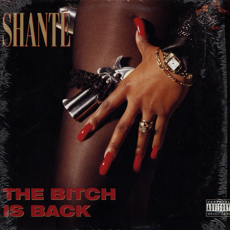 Shante (Roxanne Shante) - The bitch is back