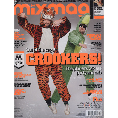 Mixmag - 2010 - 03 - March