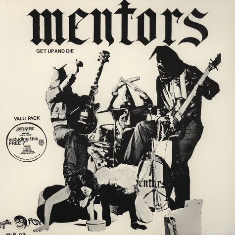 Mentors, The - Get Up & Die