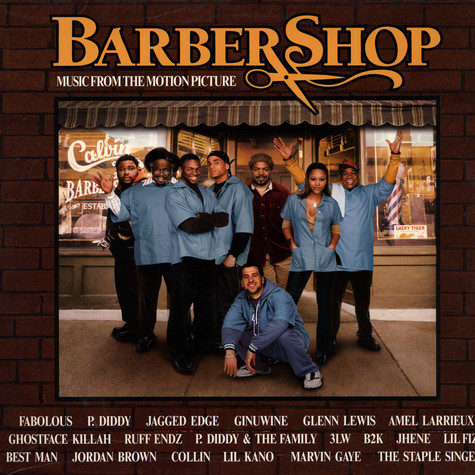 V.A. - OST Barber shop 1