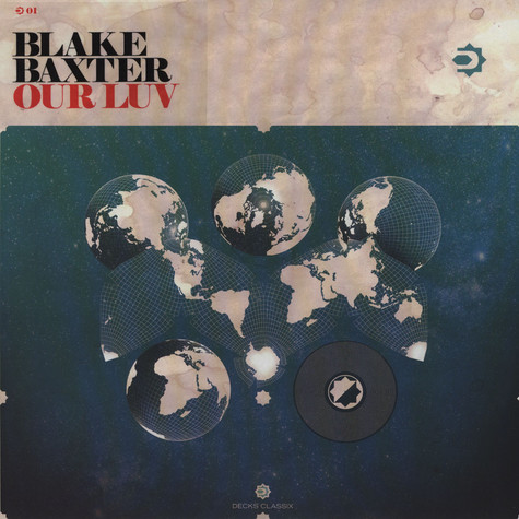 Blake Baxter - Our Luv
