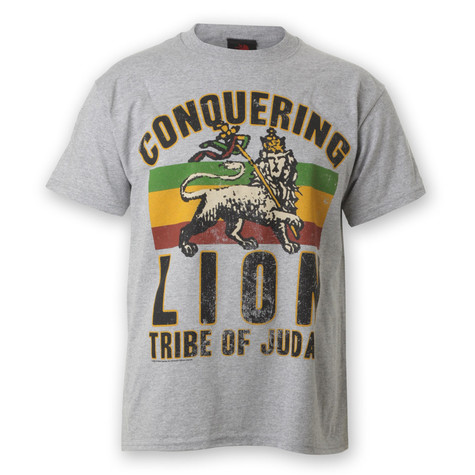 Zion Rootswear - Conquering T-Shirt