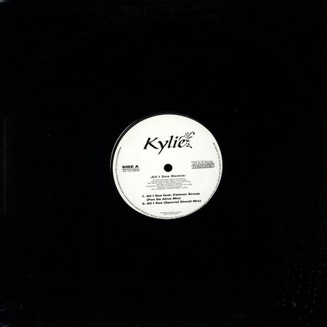 Kylie Minogue - All I See Remixes