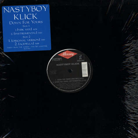 Nastyboy Klick - Down for yours