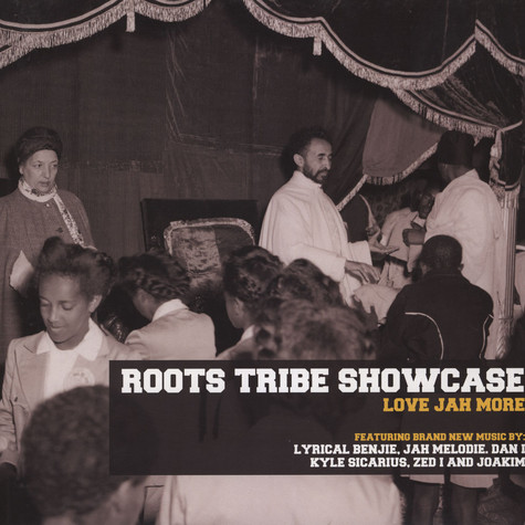 V.A. - Roots Tribe Showcase: Love Jah More