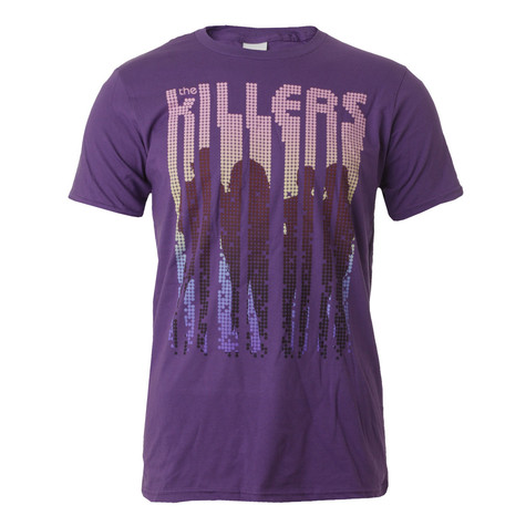 Killers, The - Silhouettes T-Shirt