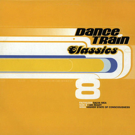 V.A. - Dance Train Classics Vinyl 8